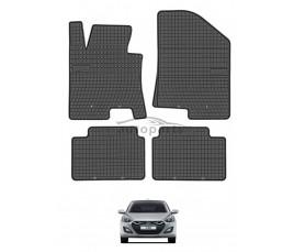 Gumové autorohože so zvýšeným okrajom Toyota Corolla od 2013