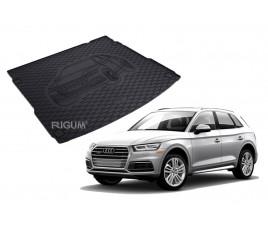Gumová vaňa do kufra Rigum - Audi Q5 2017 -
