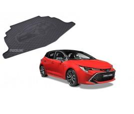 Gumová vaňa do kufra Rigum - Toyota Corolla HTB 2019 -/HYBRID 2019 - dolná podlaha