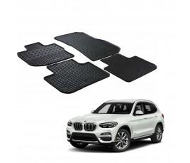 Gumenné autokoberce BMW X3 2018 -