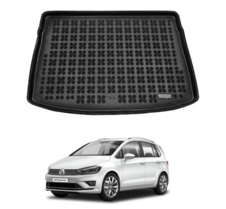 Vanička do kufra gumová VW Golf VII Sportsvan (vrchná) 2014-