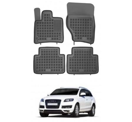 Autorohože gumové so zvýšeným okrajom Audi Q7 2015 -